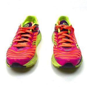 Saucony Shoes - Saucony Kinvara 3 Orange Yellow Running shoes Sz6